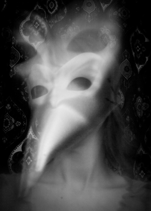 Masquerade Ball Portrait Affordable Artwork