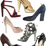 Get the Look: 30 Perfect Pairs of Party Shoes
