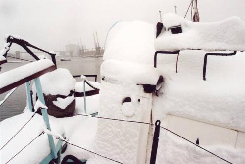 Affordable Artwork Snowy Landscape Urban Photography