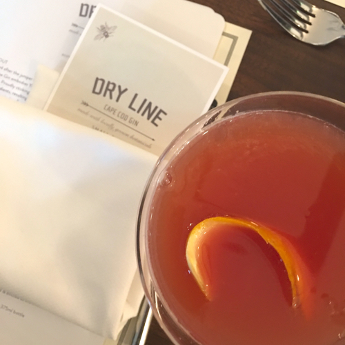 Cocktails Made With Dry Line Cape Cod GIn