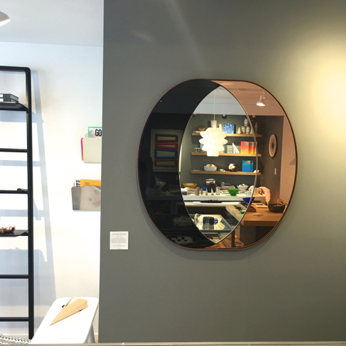 Copper Mirror By Bower At Room 68