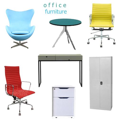 Modern Office Furniture Eames Jacobsen Replicas