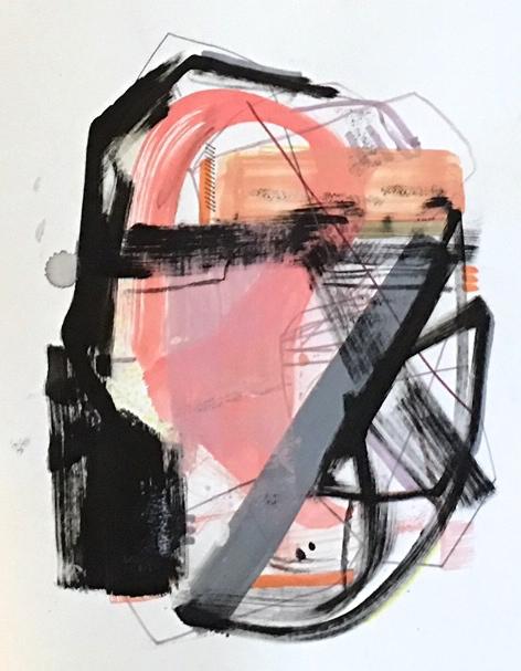 Abstract Art Affordable Art Jaime Derringer