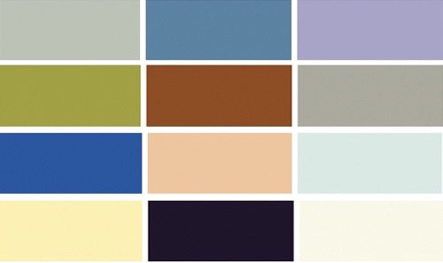 Valspar Color Chart 2017 Paint Color Trends