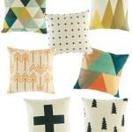 Site Spotlight: Modern Throw Pillows at Simply Cushions