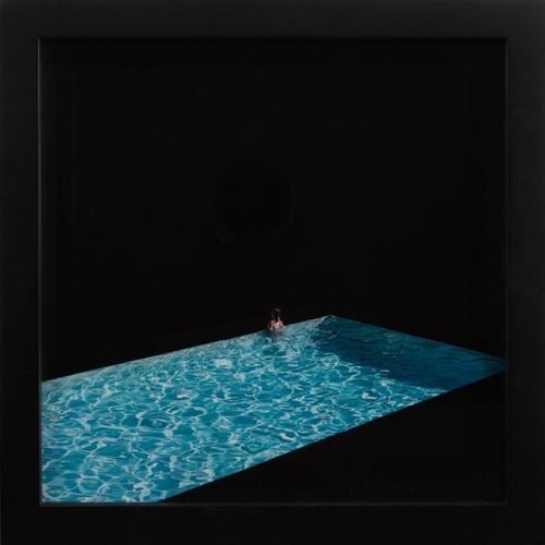 Pool Art At Mass Art Auction