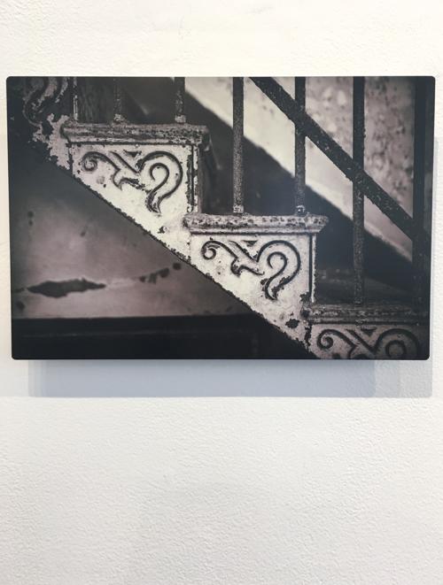 Black & White Photo at Cambridge Art Association