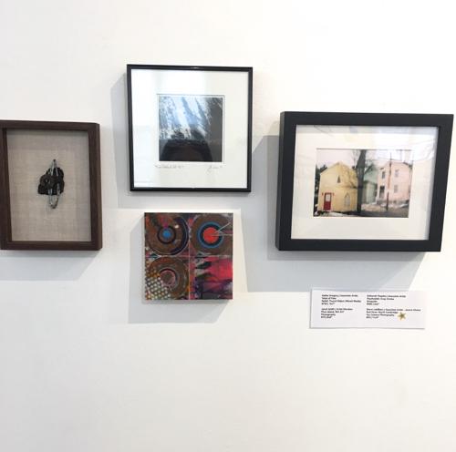 Miniatures Exhibit at Cambridge Art Association By Marni Katz