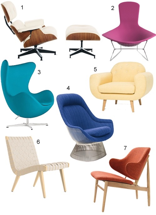 modern lounge chairs for living room beige office chair get the look 25 stylecarrot mid century furniture