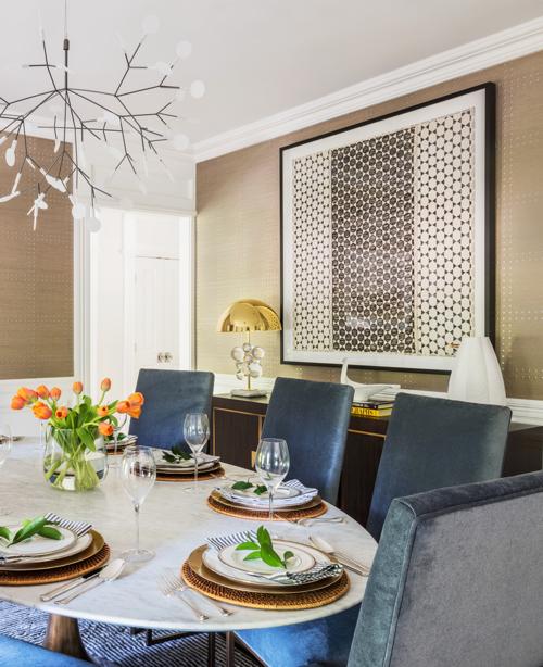 Robin M. Anderson Waban Dining Room Sideboard