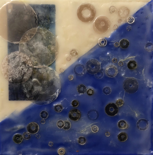 Boston Artist Jennifer Dunning Encaustic