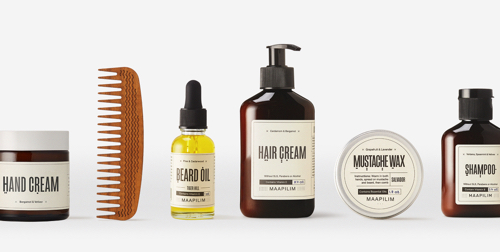 Maapilim Male Grooming Products From Tel Aviv Israel