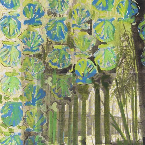Lee Essex Doyle Travel Paintings Cloistered Sea