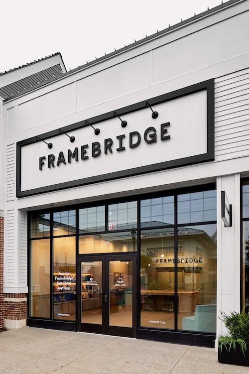 Framebridge Frame Store Hingham Massachusetts