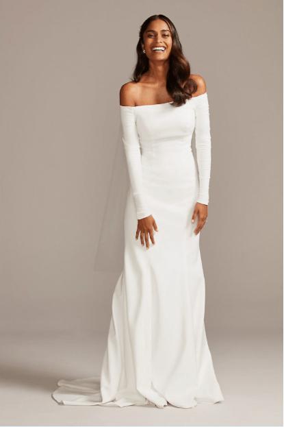 STYLECASTER | wedding dress trends 2021 | sleeves