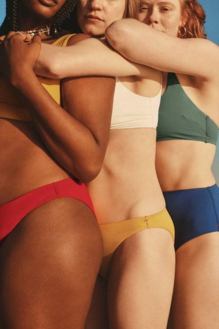 STYLECASTER | Everlane Swimwear