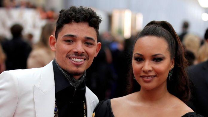 Anthony Ramos Wife 2021: Who Is Jasmine Cephas Jones?   StyleCaster