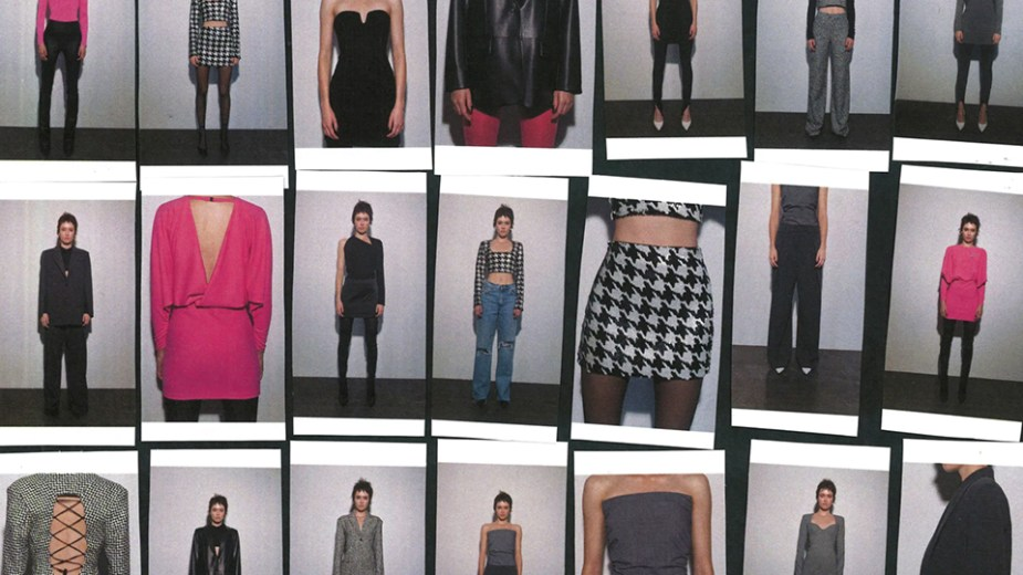 Zara's Fall/Winter Collection Has Me Thinking A Lot About Houndstooth