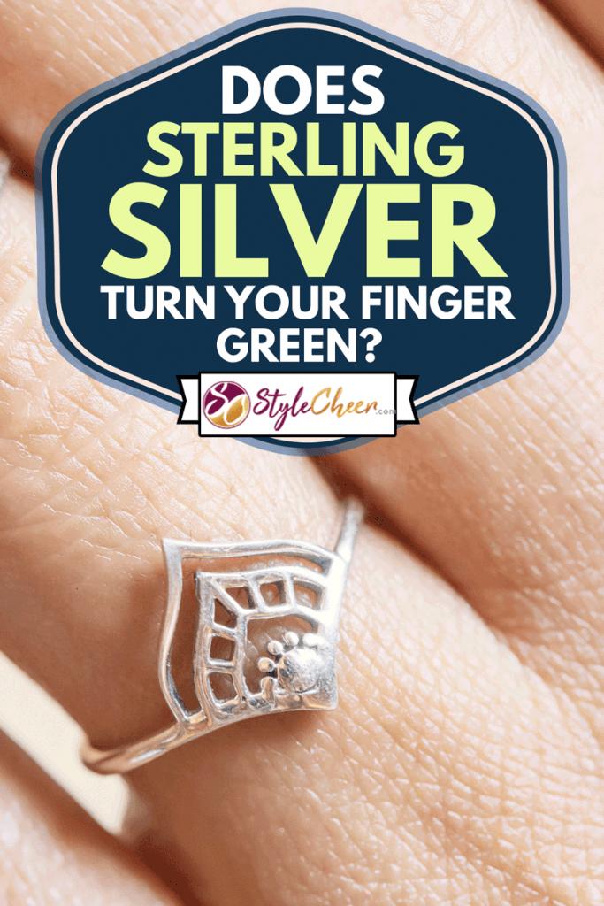 Will Sterling Silver Turn My Finger Green : sterling, silver, finger, green, Sterling, Silver, Finger, Green?, StyleCheer.com