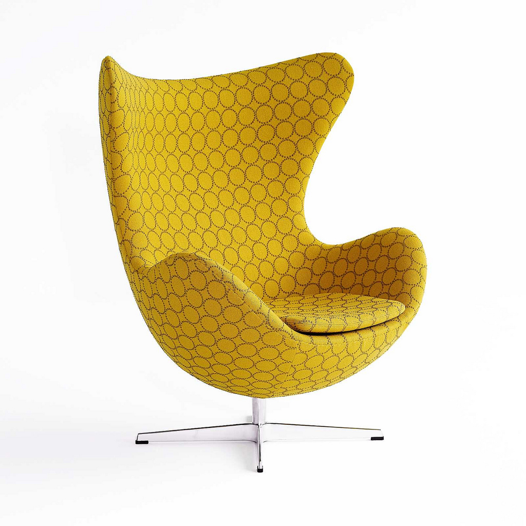 Egg Chair Jacobsen Arne Jacobsen Egg Chair Style City