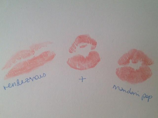 orange lipstick shades