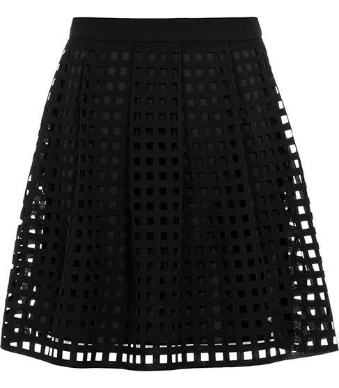lasercut skirt