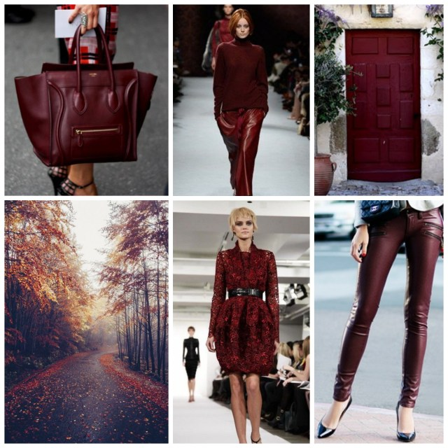 oxblood obsessed
