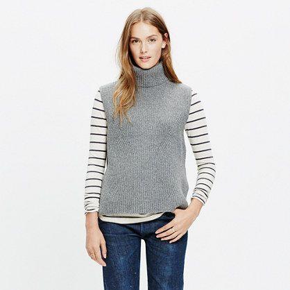 madewell vest