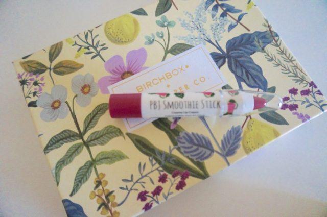 The Beauty Crop PBJ Smoothie Stick
