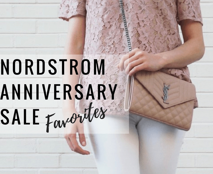 Blogger Style: Nordstrom Anniversary Sale