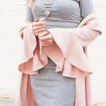 Closet Must-Have: The Pink Duster Coat