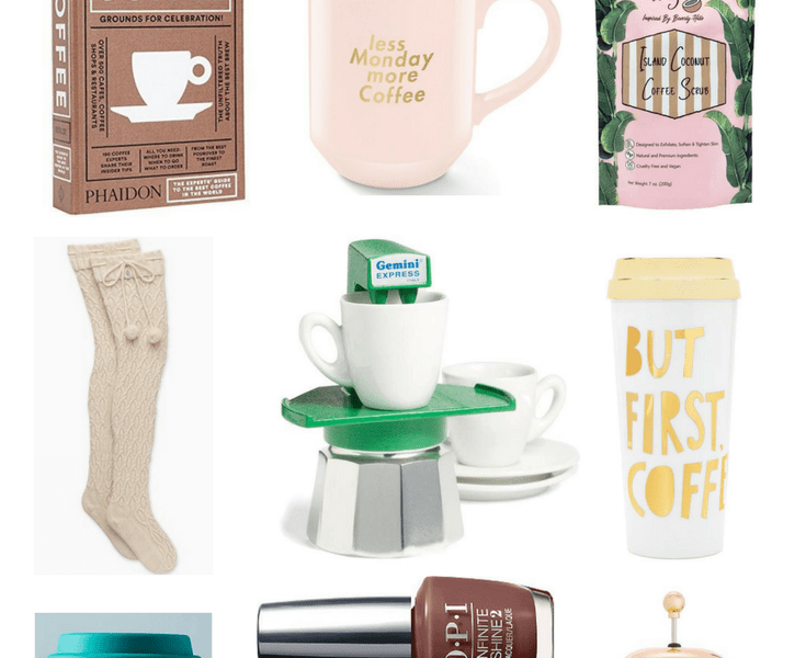 Holiday Gift Guide for the Coffee Snob