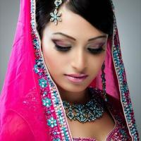 Bridal Hairstyle And Makeover By Nikah Beauty Mehndi And Mua