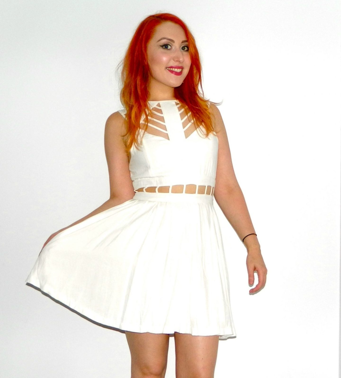 White On: My Little White Dress