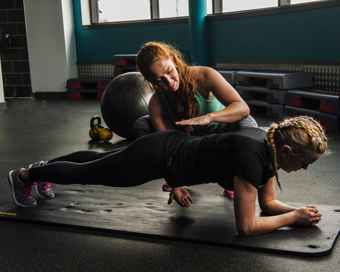 How I Got My Job as a Personal Trainer: An Interview with Iona May