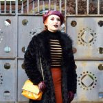 Blogger Twenty-Something City gives tips on how to pose for outfit photos