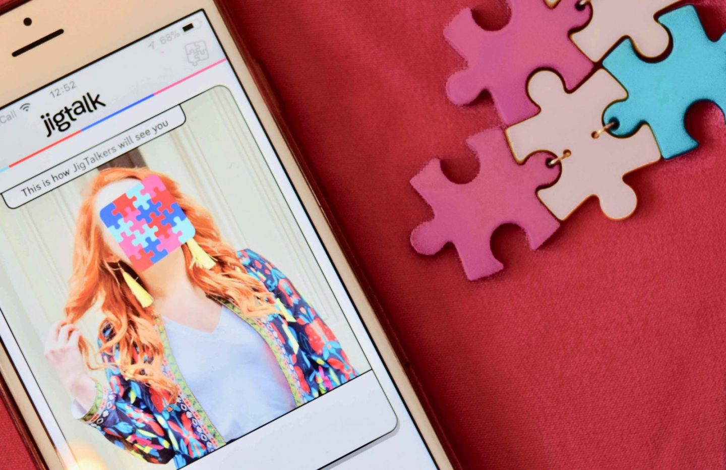 Getting jiggy with it: meet the latest dating app, JigTalk
