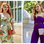 what to wear to summer wedding floral dress jumpsuit