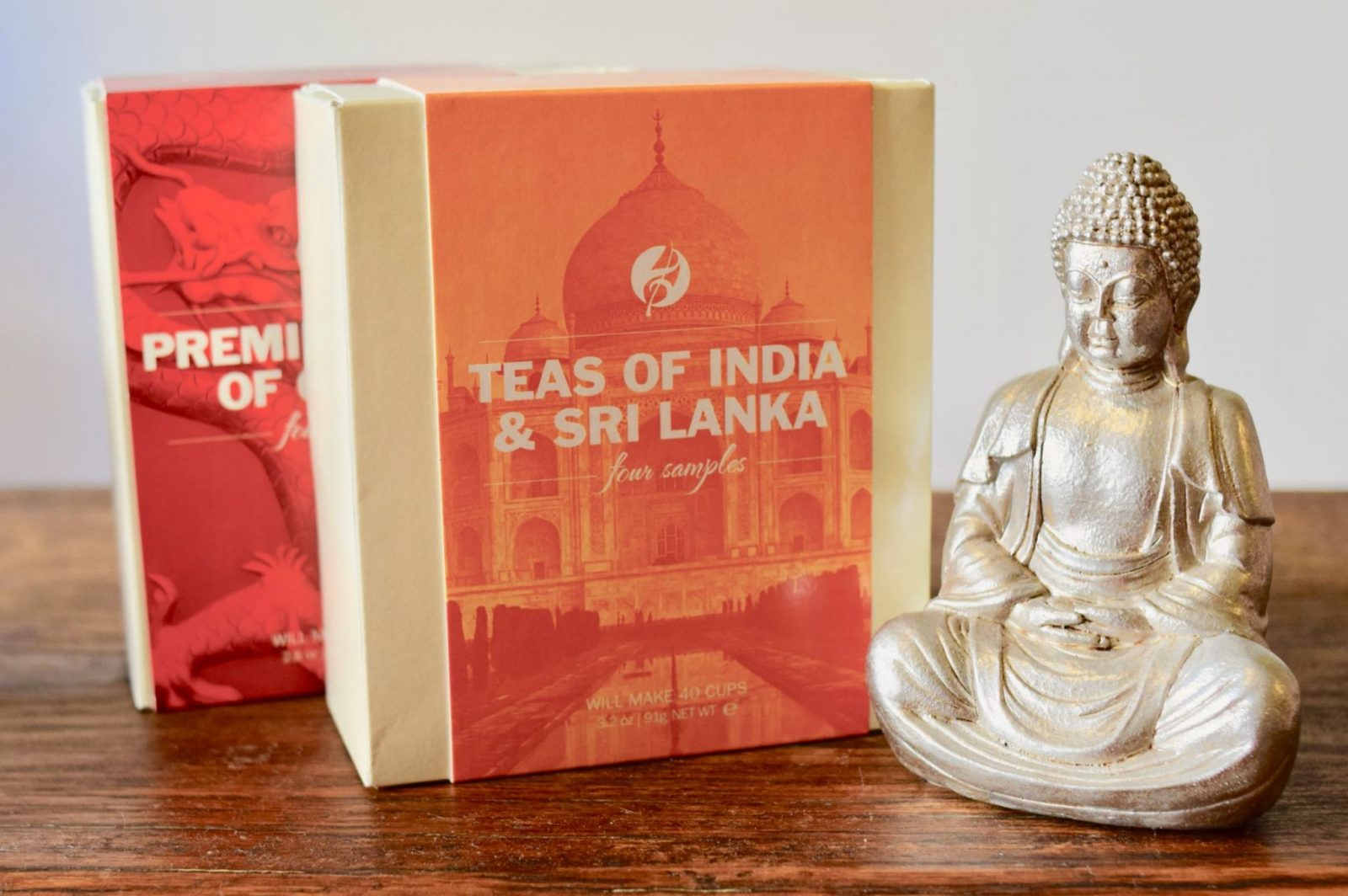 Adagio teas of India and Sri Lanka loose leaf review