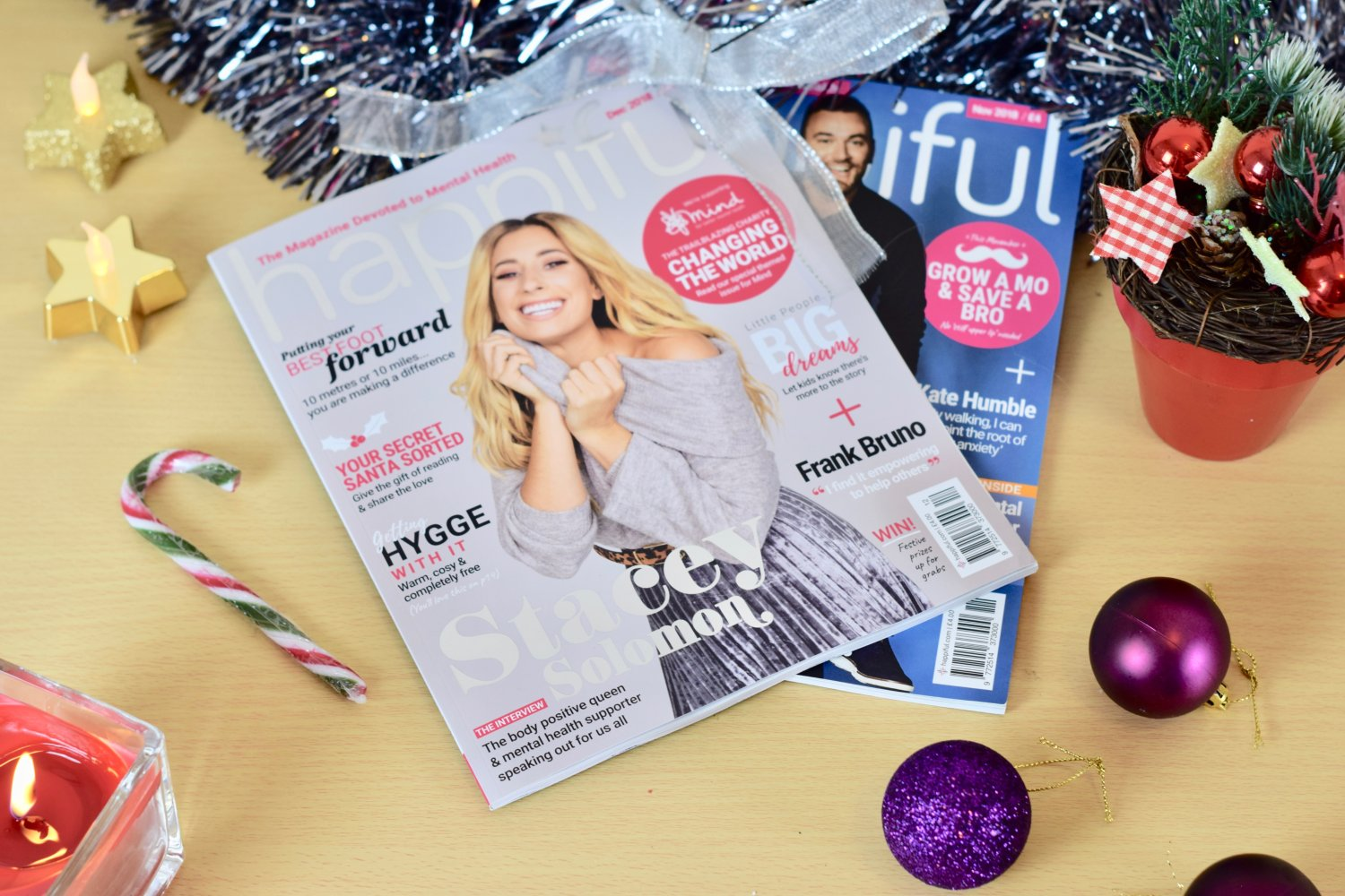Mindful magazine subscription Christmas gift idea