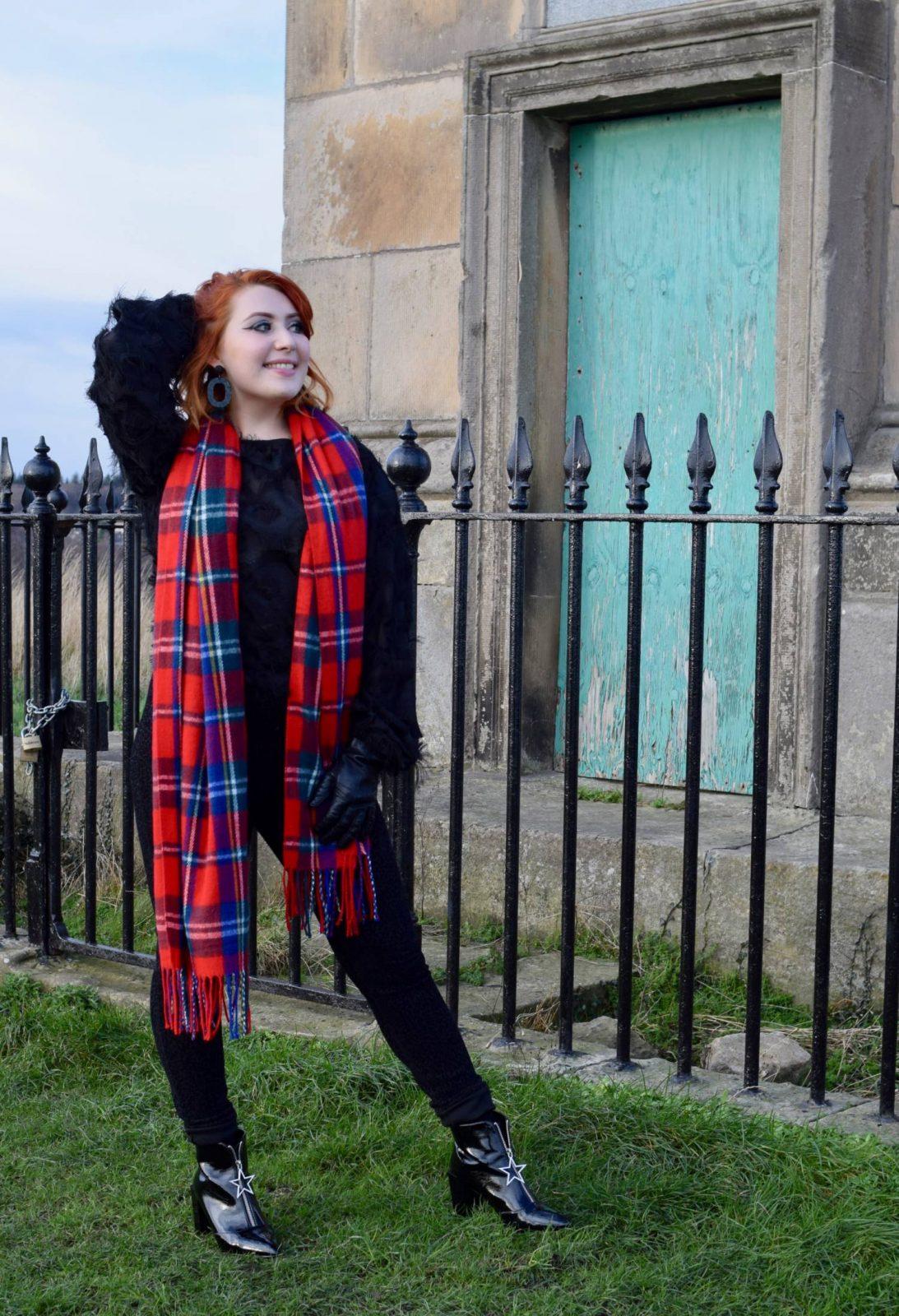 Twenty-Something City cosy winter fashion