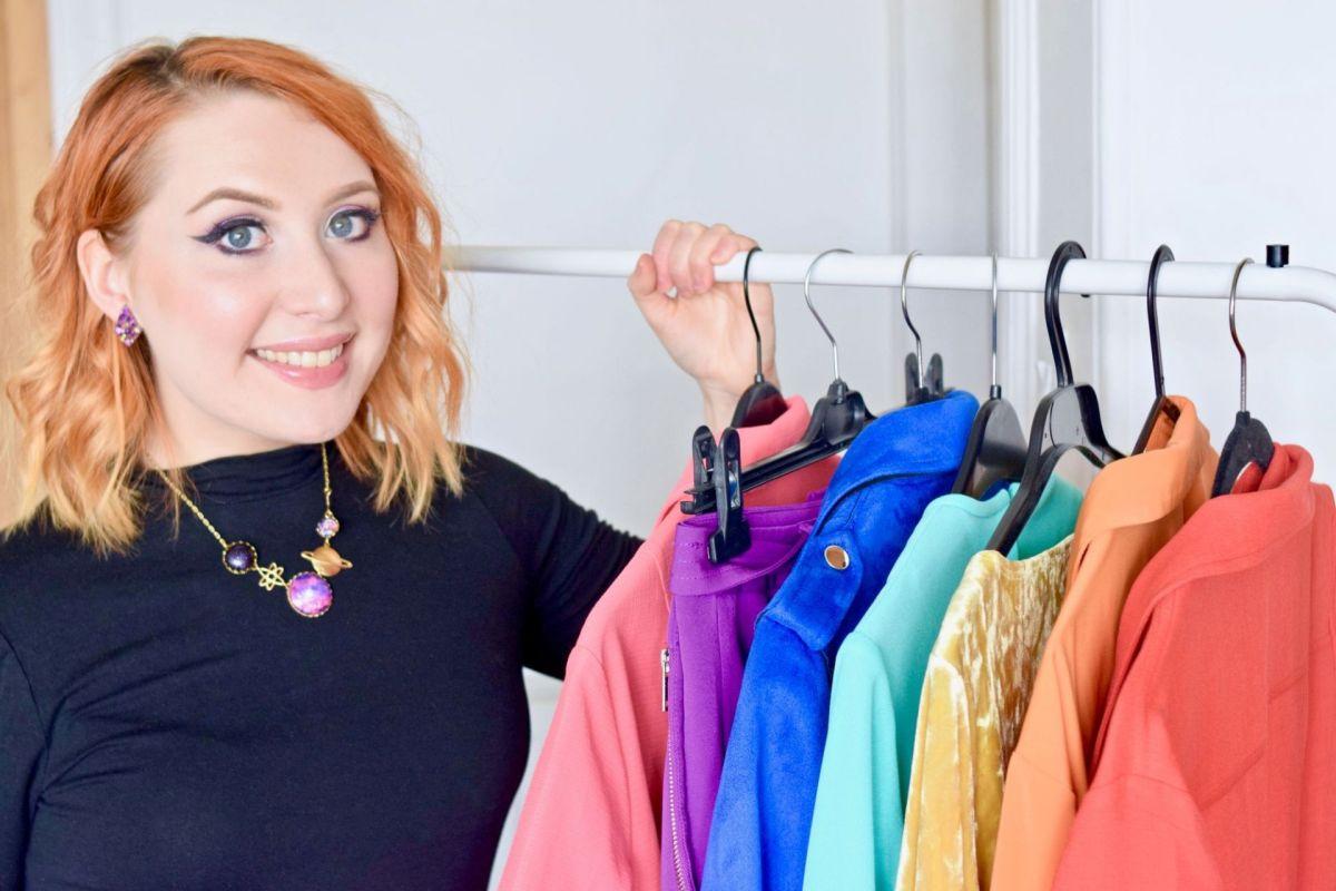 Personal stylist Alice Cruickshank