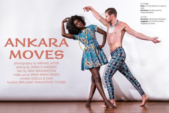 Ankara Moves