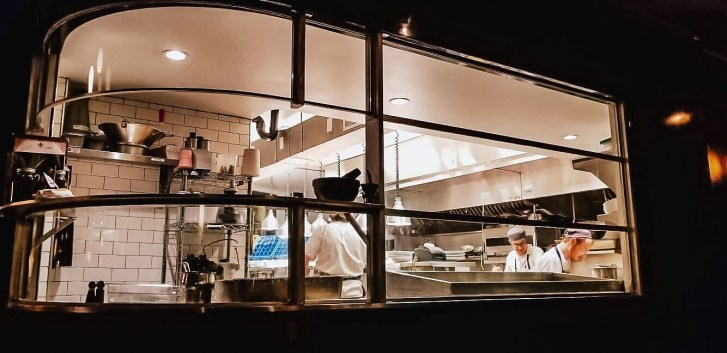 The Kitchen at The Grey