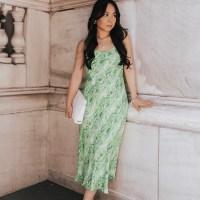 Perfect Python Print Slip Dress