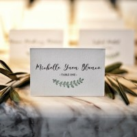 MY DIY |Simple Escort/Place Cards for Your Next Special Event