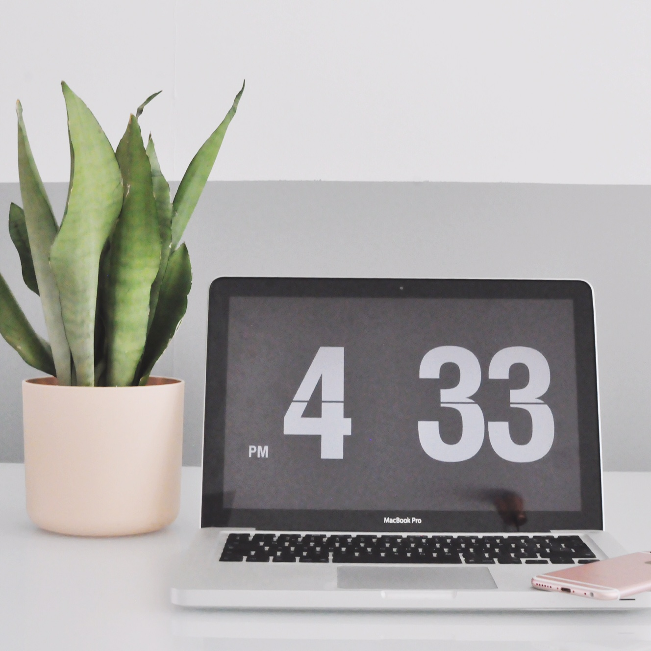 flipclock macbook