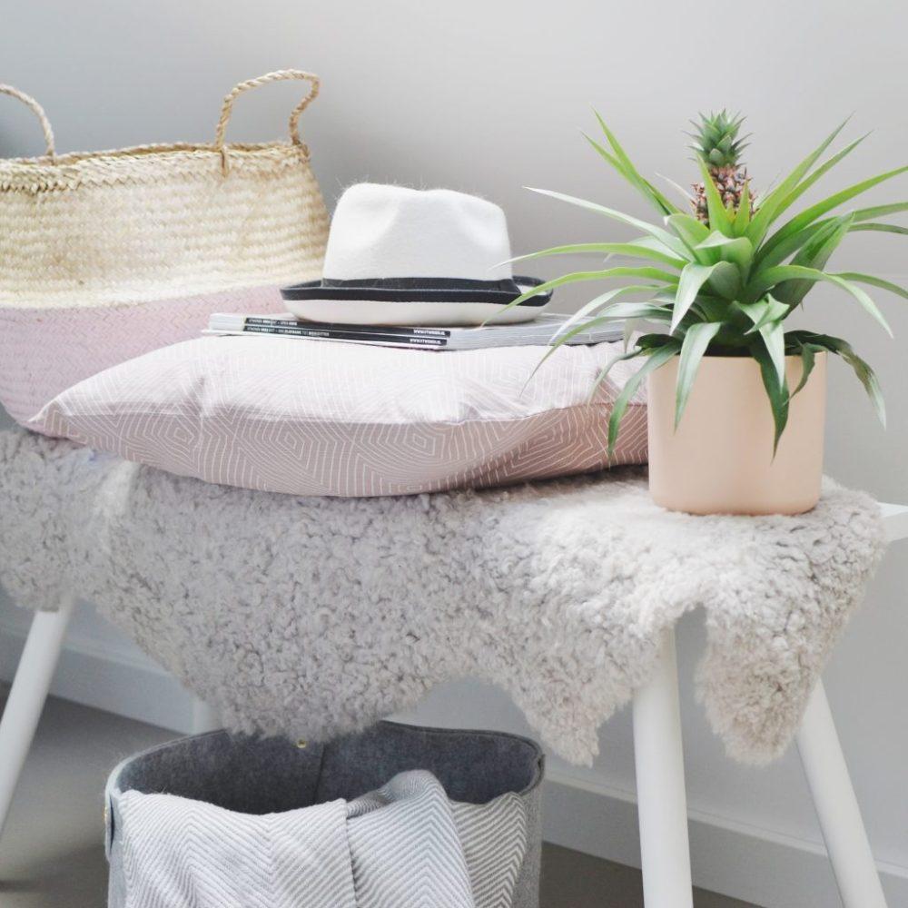 ananasplant slaapkamer