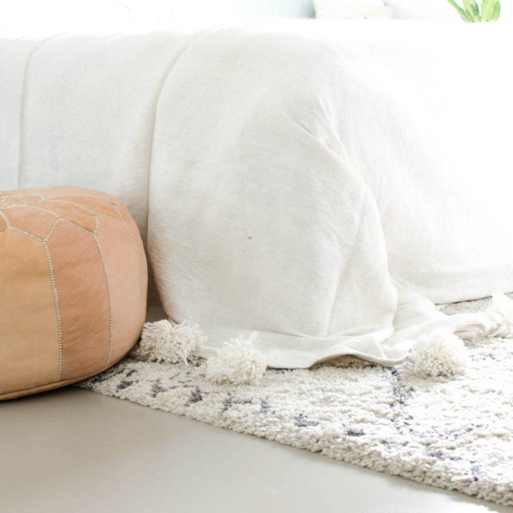 Karwei vloerkleed slaapkamer