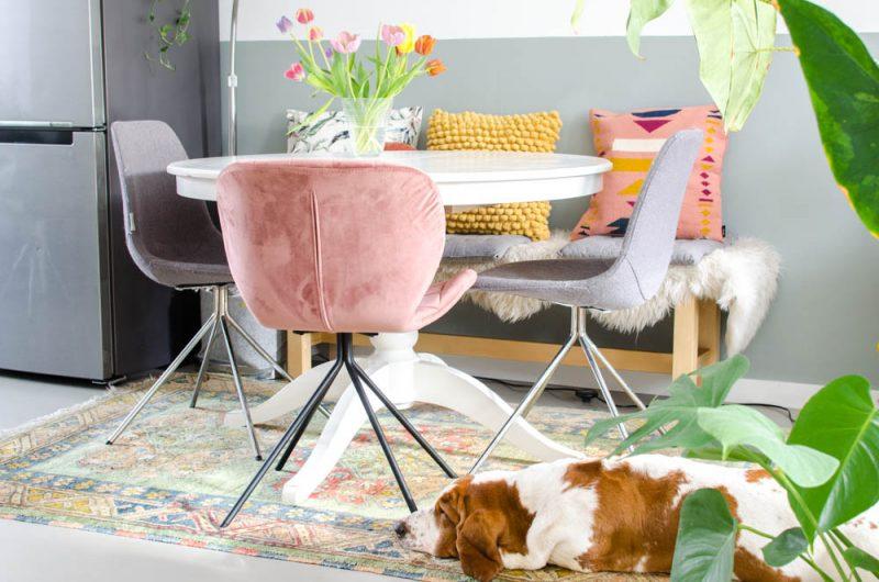Roze Slaapkamer Stoel : Roze aankopen voor in huis styled by sabine